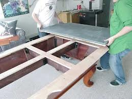 Pool table moves in Orlando Florida