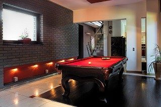 Pool table recovering services in Orlando, Florida