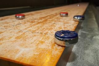SOLO® Shuffleboard Movers Orlando, Florida.