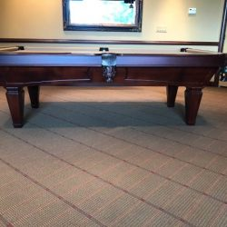 Proline Custom 8' Pool Table 3 piece Slate