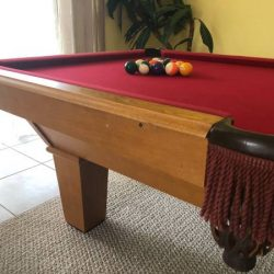 Pool Table 8 ft