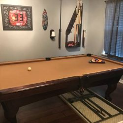 AMF 8' Pool Table