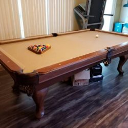 Pro Line Pool Table