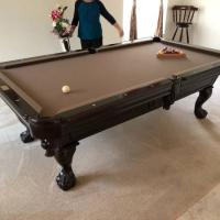 Fischer Pool Table(SOLD)