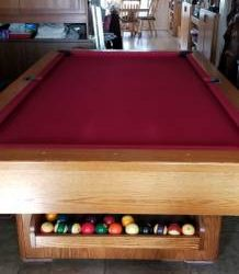 OLhausen Billiards York Pool Table