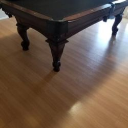 Beautiful 7ft Pool Table for Sale