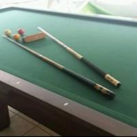 Pool Table Full Side Great For Game Room