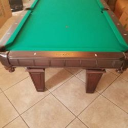Presidential Billiards Pool Table