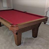 Olhausen 8' Pool Table for Sale