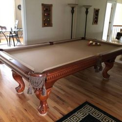 Winner's Choise Pool Table