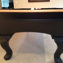8' Olhausen Eclipse Pool Table